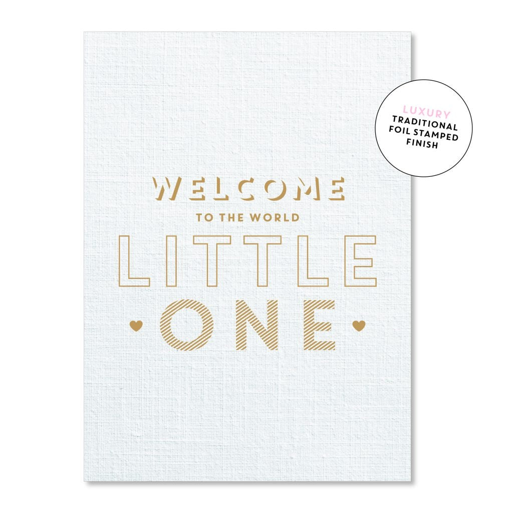 Load image into Gallery viewer, Welcome Little One Card - Sugar Coat It - Perth Dessert Boxes