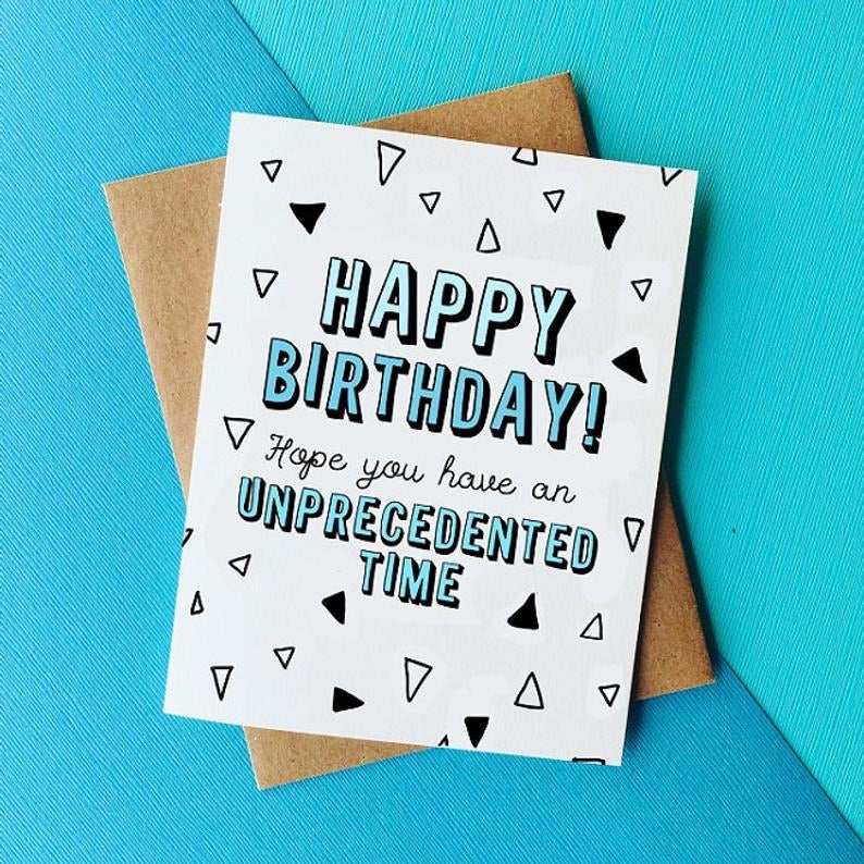 Load image into Gallery viewer, Funny 2020 Birthday Card - Sugar Coat It - Perth Dessert Boxes