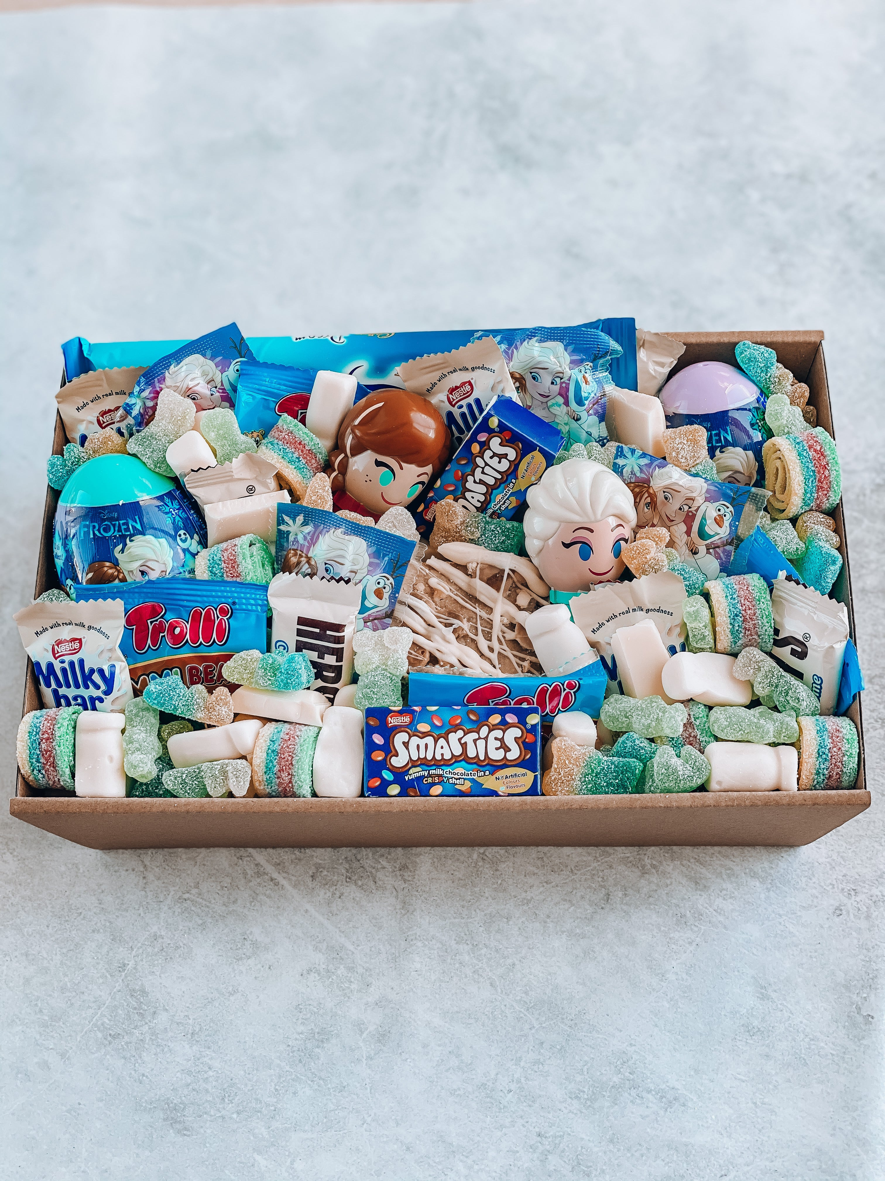 Load image into Gallery viewer, Kids Frozen Box (AUS WIDE) - Sugar Coat It - Perth Dessert Boxes