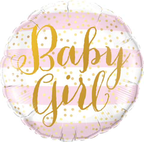 Load image into Gallery viewer, Baby Girl balloon - Sugar Coat It - Perth Dessert Boxes