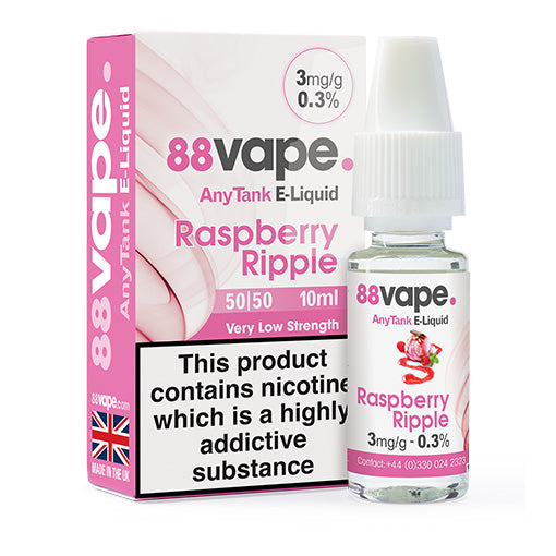 Raspberry Ripple 25 Pack