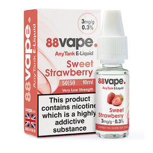 Sweet Strawberry 25 Pack