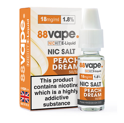 Peach Dream (Nic Salt)