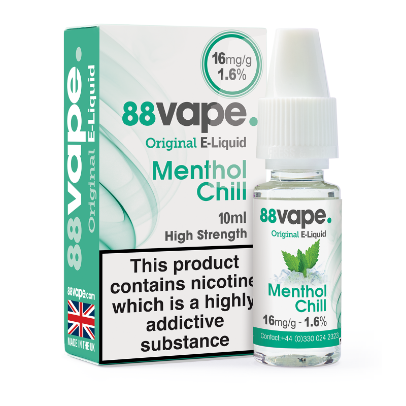 Menthol Chill 25 Pack