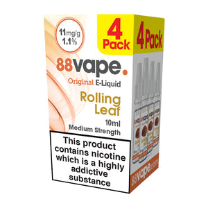 Rolling Leaf Tobacco (Pack of 4)