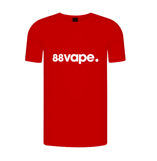 88Vape Red T-Shirt