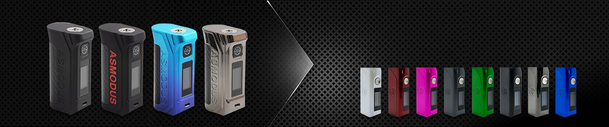 asMODus | High-end Vape Box Mod Manufacture