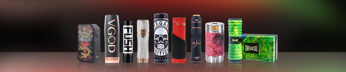 Mechanical Mods | Best Mech Mods For Sale - Vapeciga.com