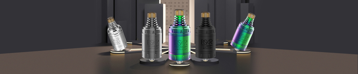 MTL Atomizer | Best Mouth To Lung Atomizer Sale Online