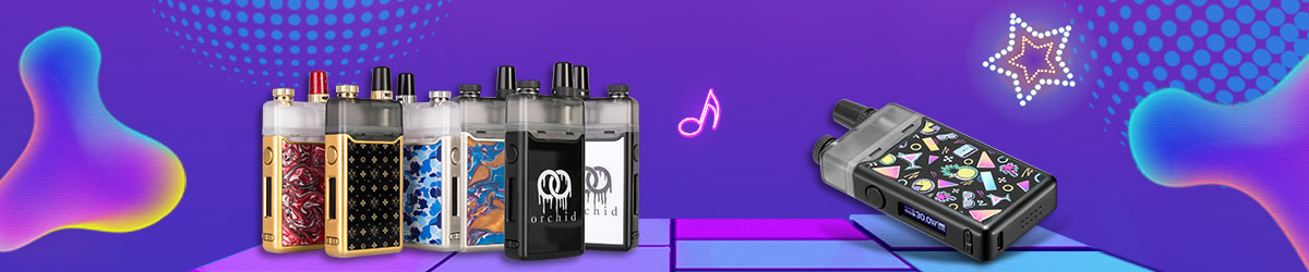 Orchid Vape | Strong Pod System, Starter Kit & Pod Cartridge Sale Online