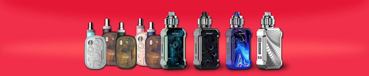 Curdo | CBD Vaporizers & TC Box Mod Kit Manufacture