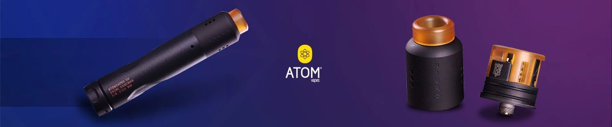 ATOM | Mechanical Mods & Disposable Pod System Sale Online