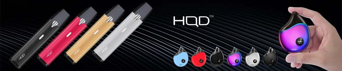 HQD Tech | Vape Pod System Kit, Pen Kit & Disposable Kit