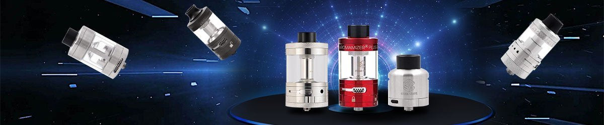 Steam Crave | Vape Rebuildable Atomizers, Vape Mods
