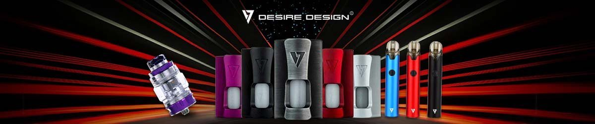 Desire | Best Vape Mods, POD System, Atomizers & Kit