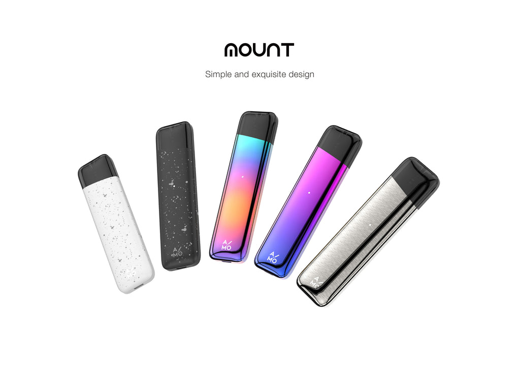 5-color AIMO Mount Vape Pod System