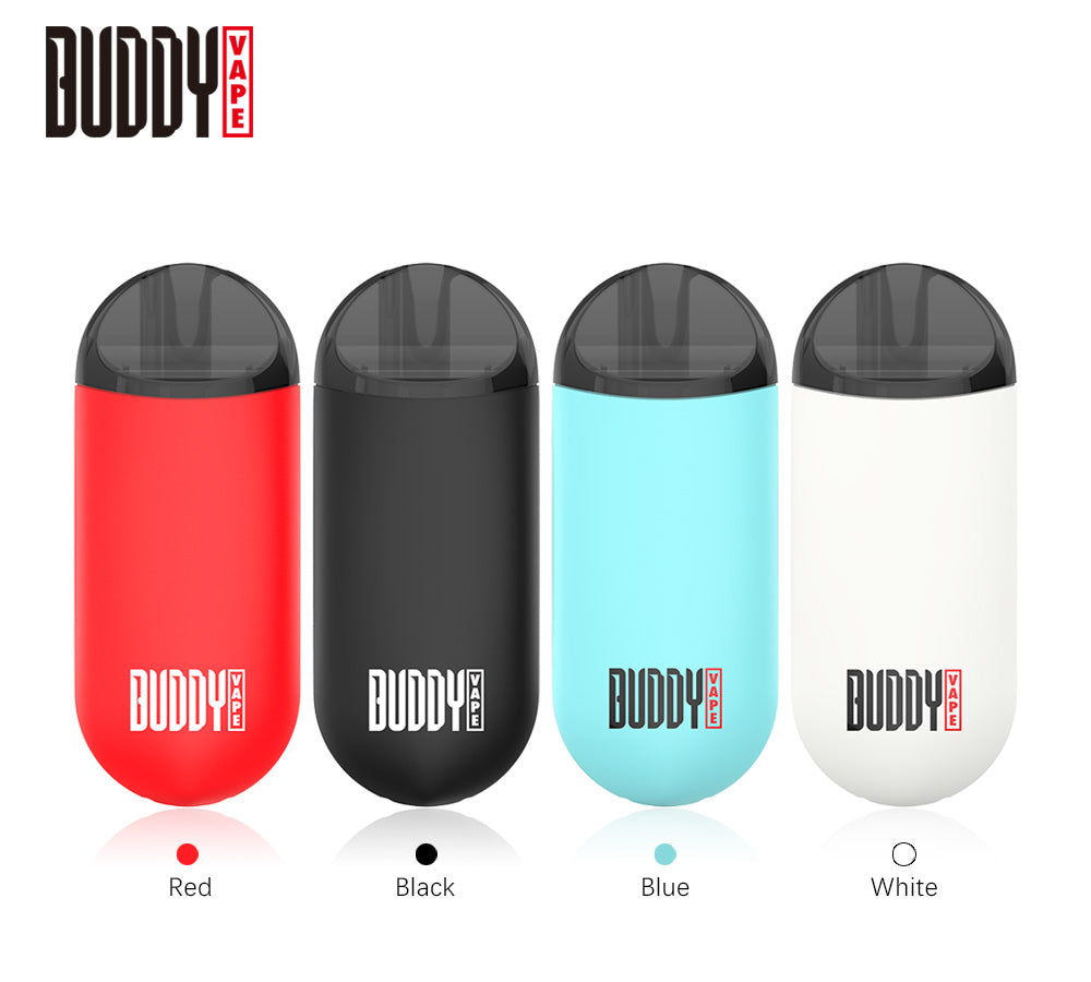Buddy A8 Vape Pod System 4 Colors Available