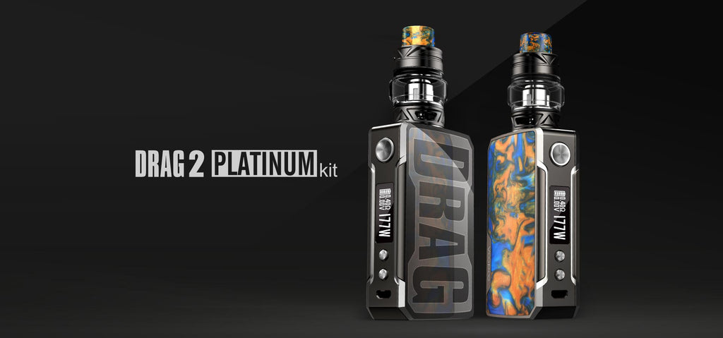 VOOPOO Drag 2 Platinum 177W TC Mod Kit