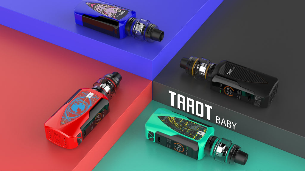 4 Colors Vaporesso Tarot Baby 85W TC Kit with NRG SE