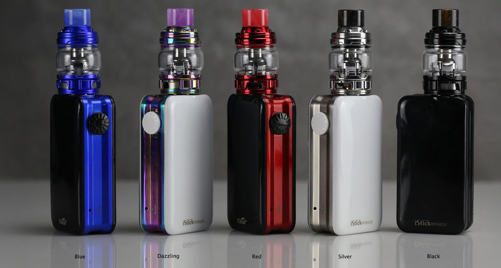 Eleaf iStick Nowos 80W VW Kit with ELLO Duro 4400mAh Color Available