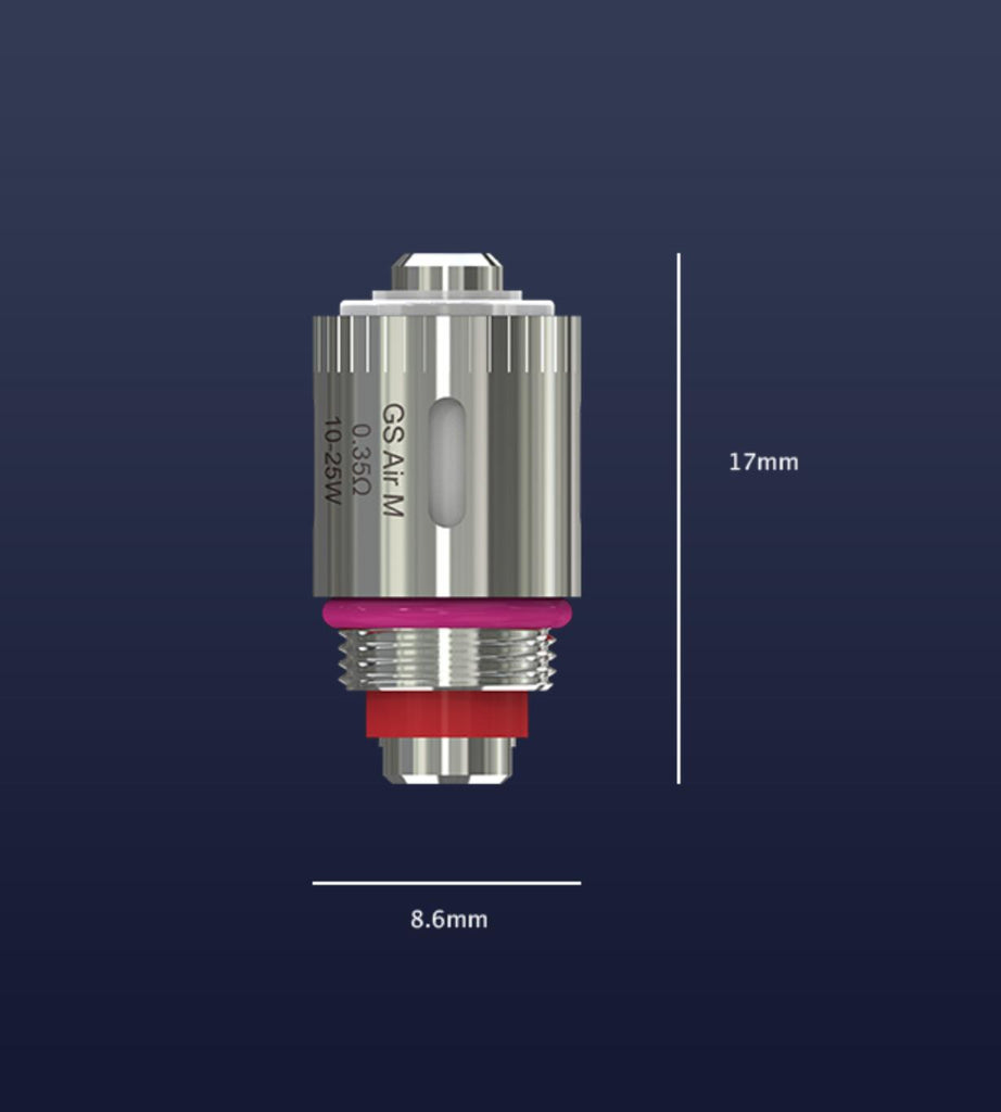 Eleaf GS Air Mesh Coil Head Size