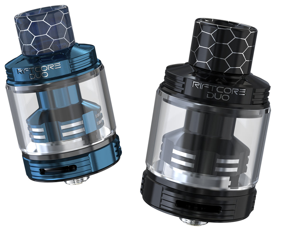 Joyetech Riftcore Duo Atomizer Real Shots