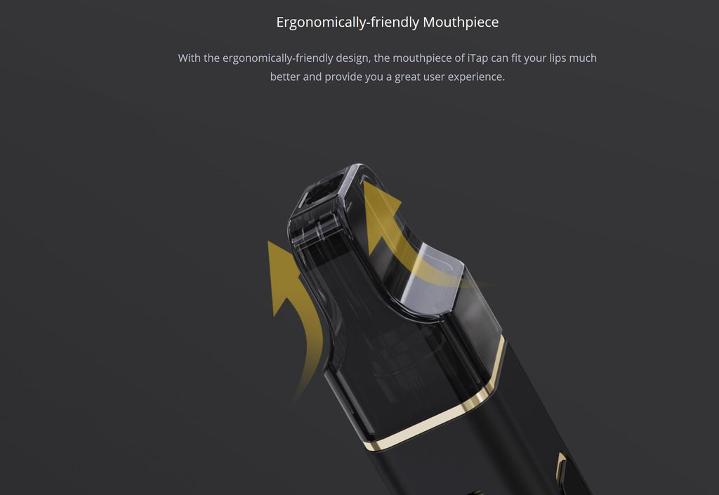 Eleaf iTap Replacement Pod Cartridge 2ml Mouthpiece
