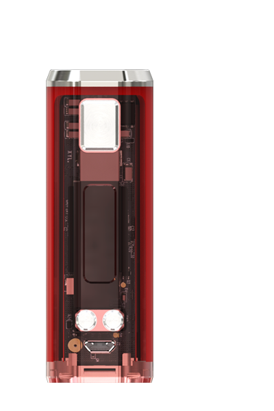 WISMEC SINUOUS V80 TC Box Mod Real Shots
