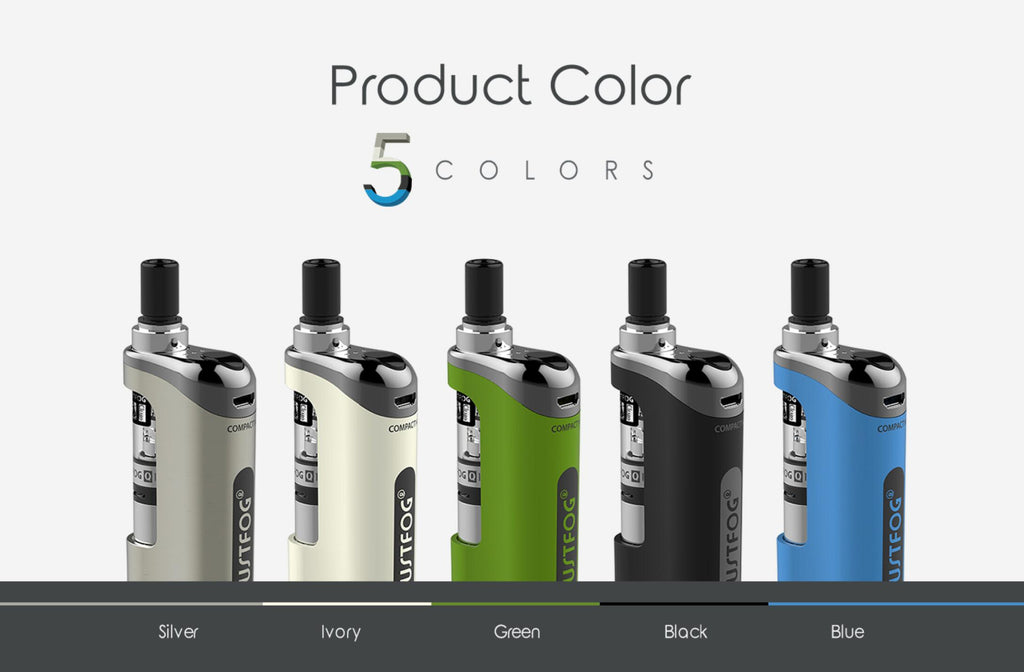 Justfog Compact 14 Starter Kit 5 Colors Available