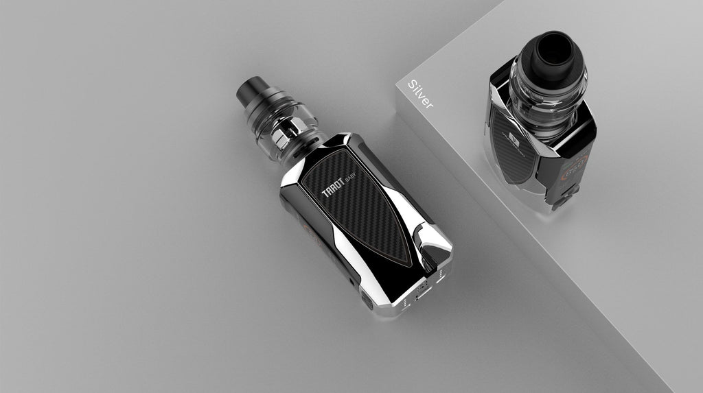 Vaporesso Tarot Baby 85W TC Kit with NRG SE Silver