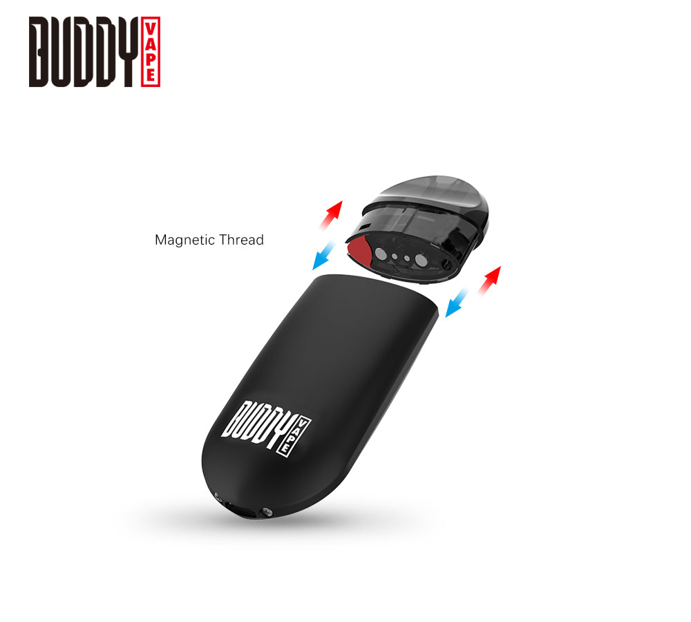 Buddy A8 Vape Pod System Magnetic Thread
