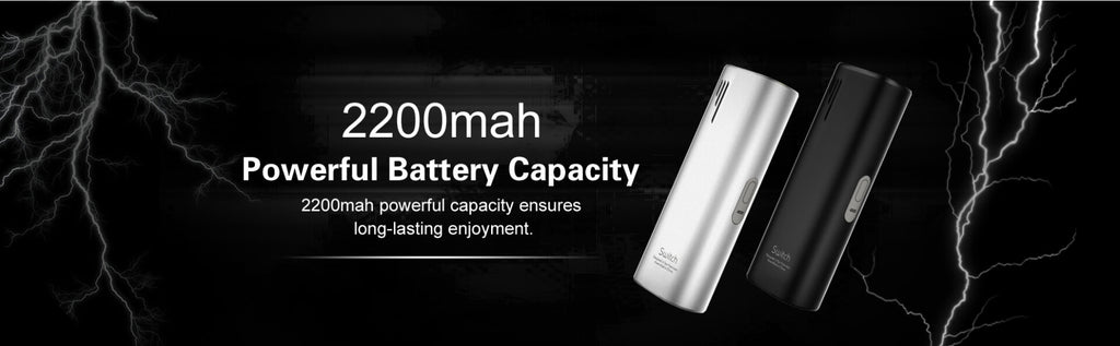 Airistech Switch Vapor battery