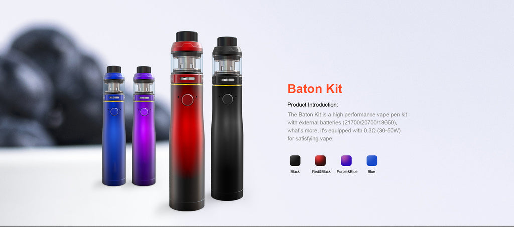 Artery Baton Semi-mechanical Mod Kit