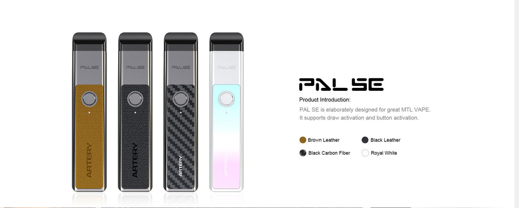 Artery PAL SE Pod System Starter Kit 20W 700mAh 2ml 4 Colors Optional