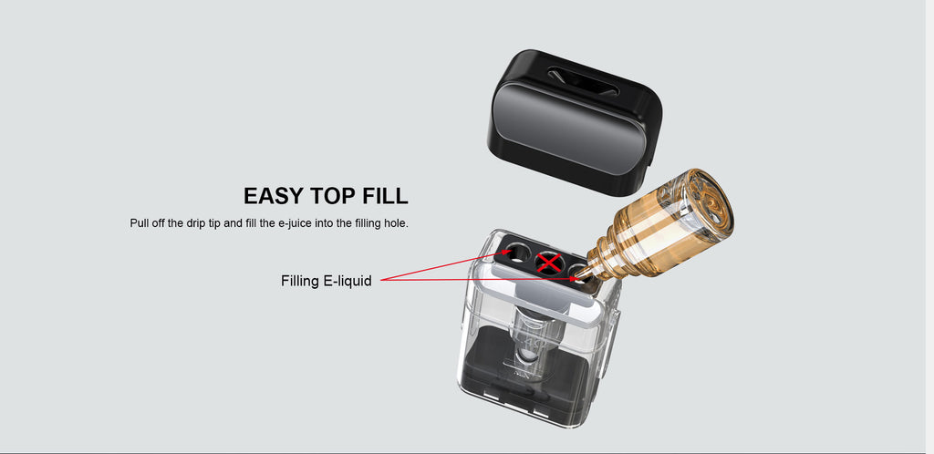 Artery PAL SE Pod System Starter Kit 20W 700mAh 2ml Fill Liquid