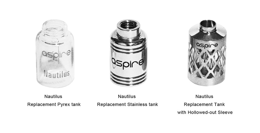 Accessories Aspire Nautilus BVC Cartomizer 5ml