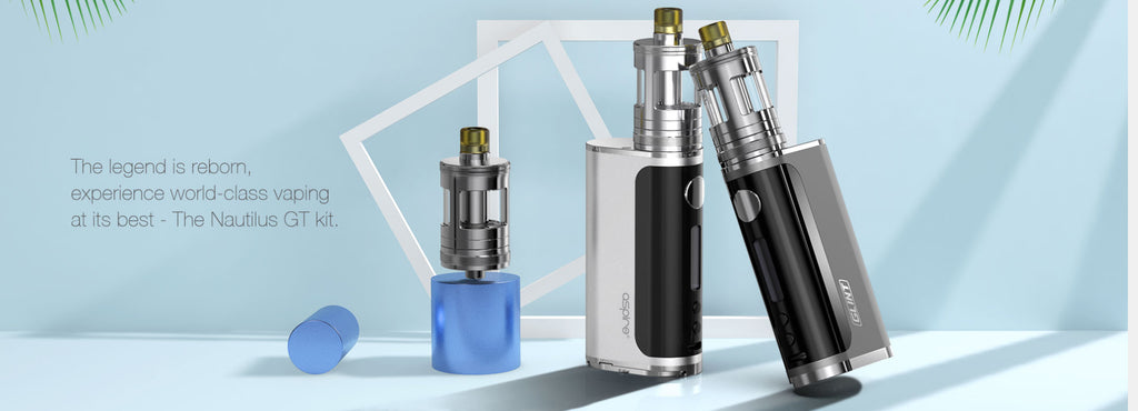 Aspire Nautilus GT VW Mod Kit