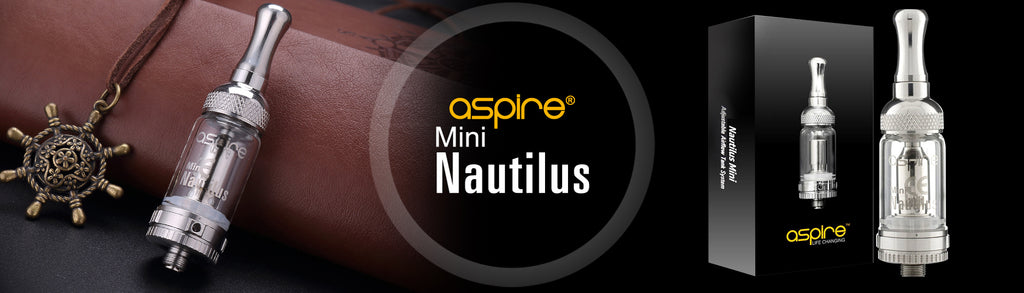 Aspire Nautilus Mini BVC Tank 2ml