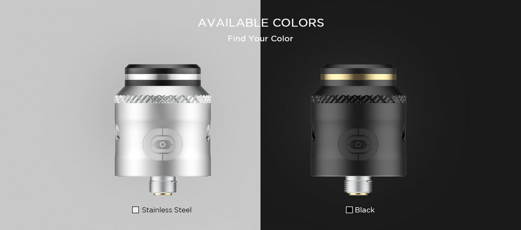 Augvape Occula RDA Colors