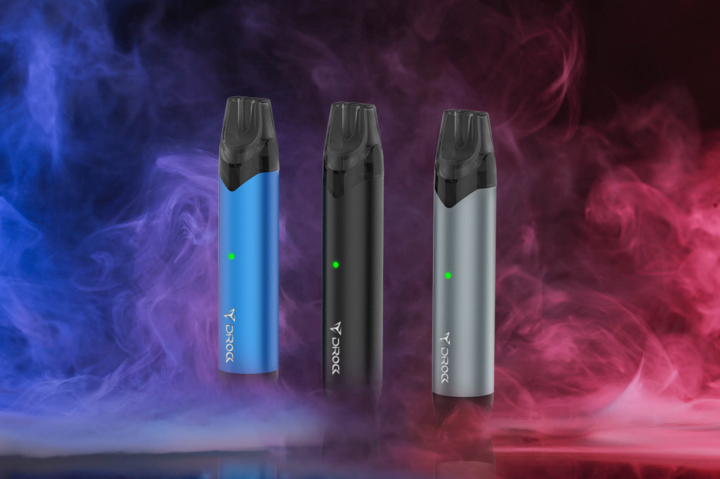 3-Colors DIROCK KK Mini Vape Pod System