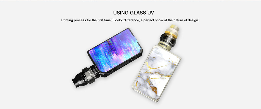 CoilART LUX TC Mod Kit with LUX Mesh Tank Design