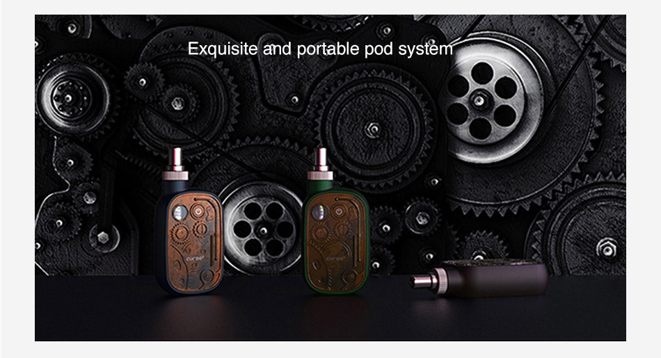 Exquisite & Portable Pod System