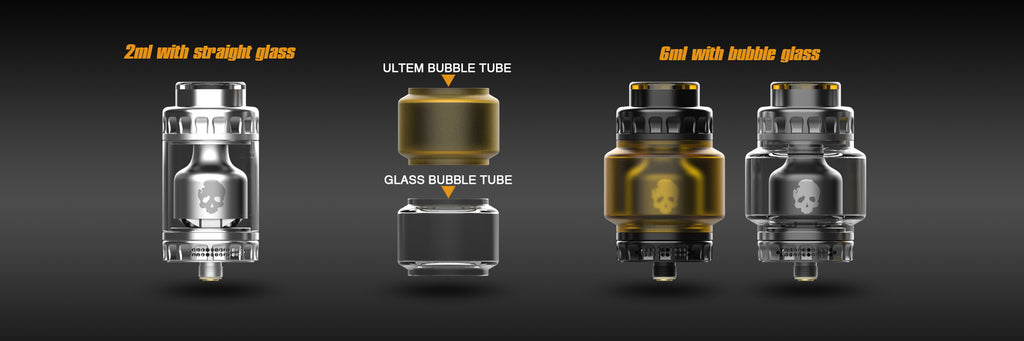 DOVPO BLOTTO RTA Glass Tube