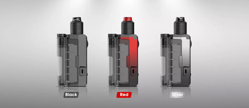 Dovpo Topside Lite TC Squonk Mod Kit with Variant RDA 90W 10ml 3 Colors Optional