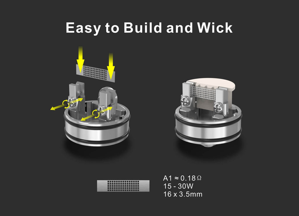 Easy To Build and Wick