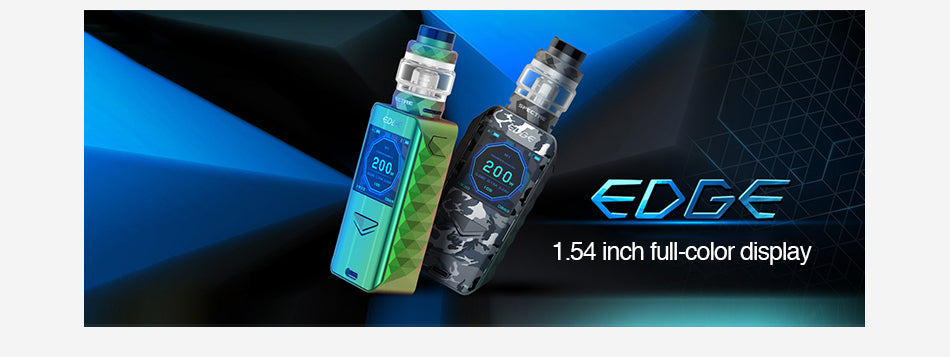 Digiflavor Edge TC Box Mod 1.54 Inch Full-Color Display