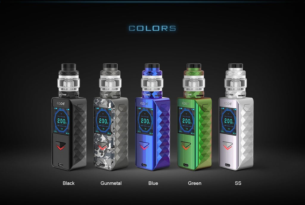 Digiflavor Edge TC Mod Kit 5 Colors Choose