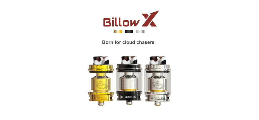 Ehpro Billow X RTA 4ml