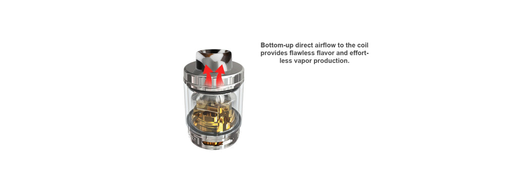 Ehpro Billow X RTA Airflow System