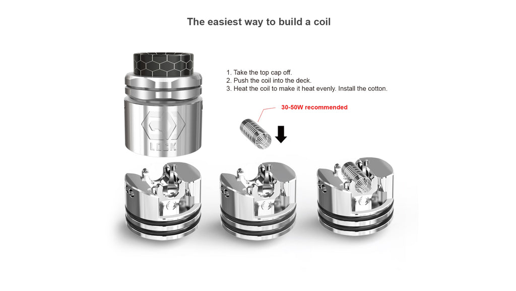 Ehpro 101 Pro TC Mod Kit Easiest Way to Build A Coil
